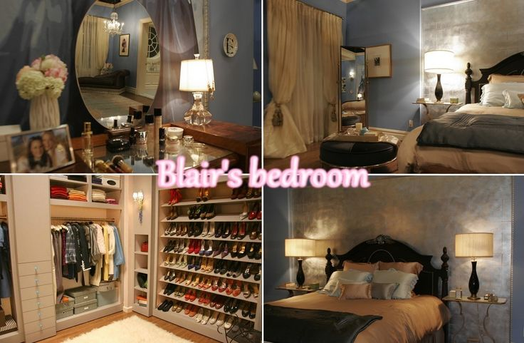 54 best images about bedroom on pinterest boys bedroom for Blair waldorf bedroom ideas