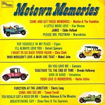 Vinyl Album - Various Artists - Motown Memories - Tamla Motown - UK