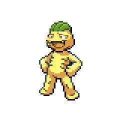 this is what machop should look like when he beats people