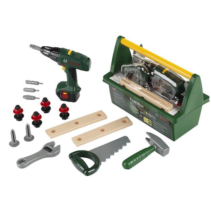 Bosch Tool Box | Toys R Us Australia