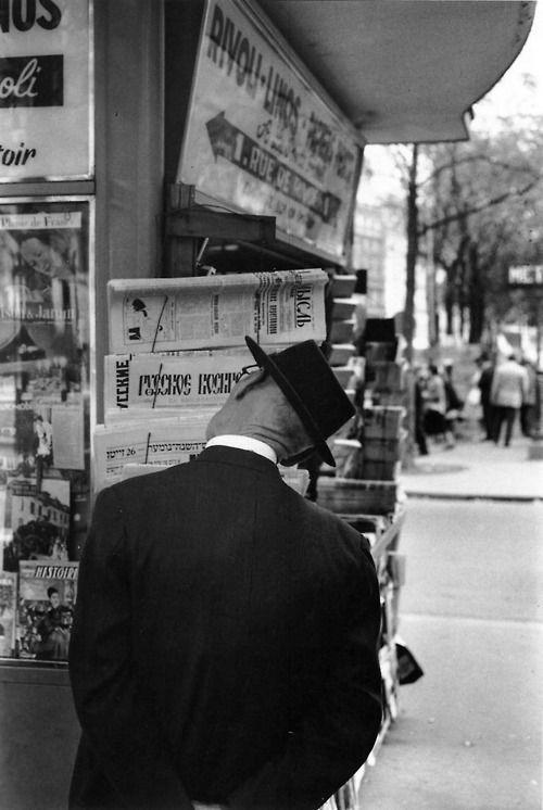 Gérard Castello-Lopes • Paris • 1958