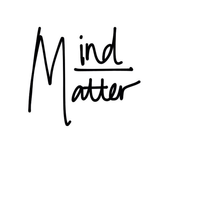 Put your mind to it!