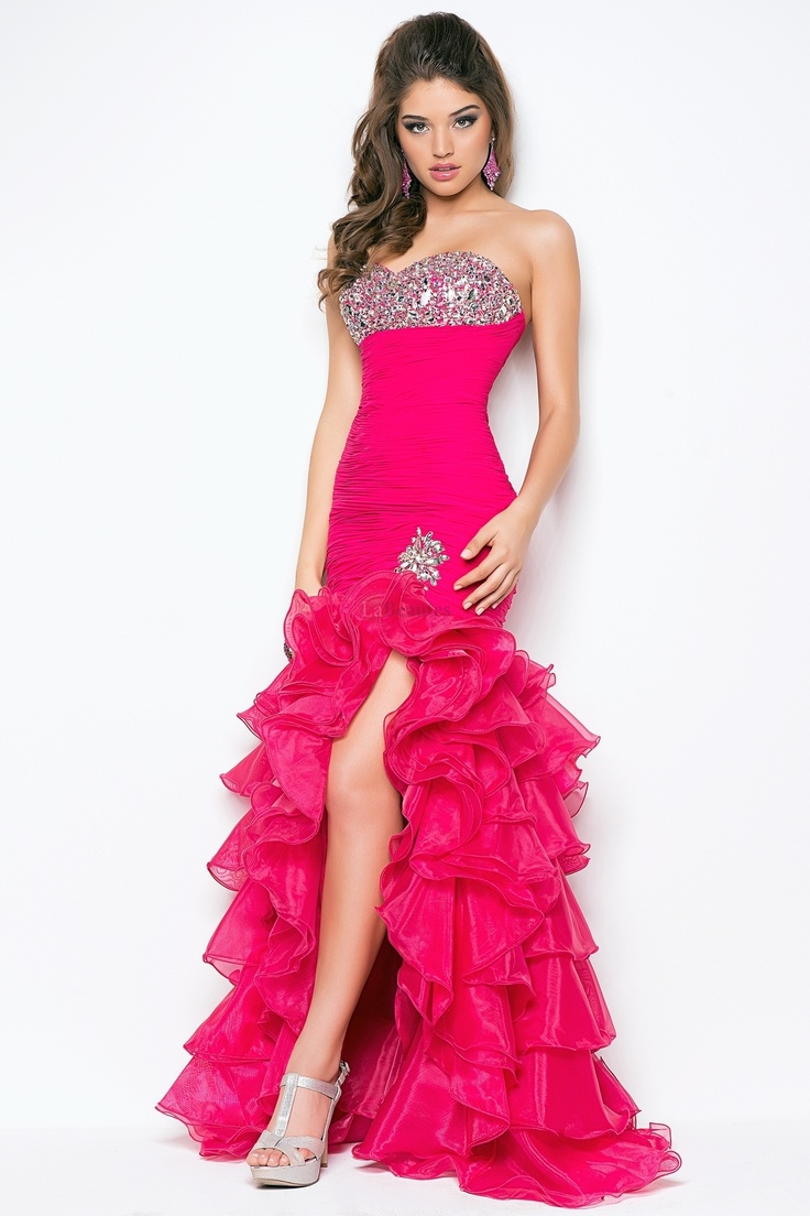 33 best images about Prom dresses on Pinterest | Split prom ...