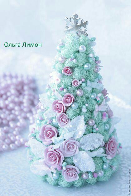 Ольга Лимон, полимерная глина, Ярмарка мастеров