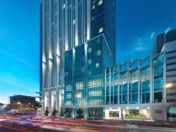 Intercontinental Hotel San Francisco Ca