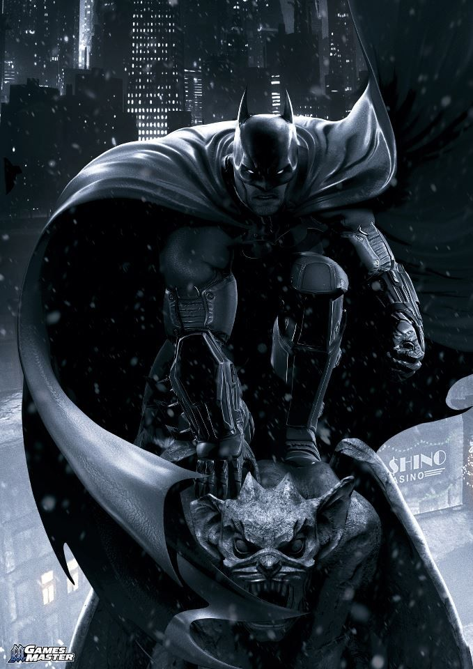 Batman: Arkham Origins.