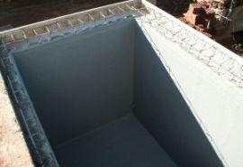 Fibras Caron - Soluções em fibras de vidro / Serviços / Impermeabilização de Cisterna