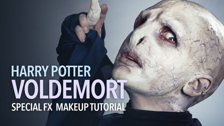 Voldemort Special FX Makeup Tutorial                              …