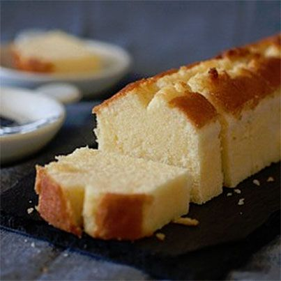 Plainly Perfect Pound Cake | Recipes | Pinterest