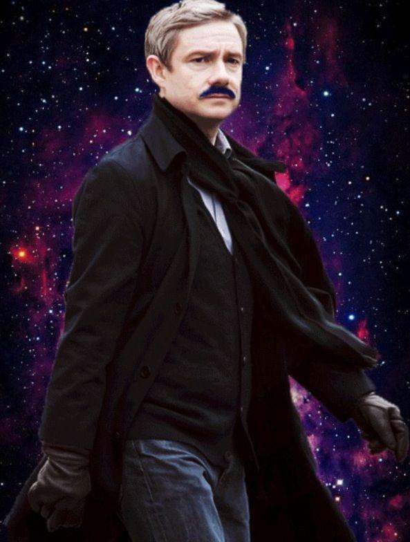 John Watson. That is all.