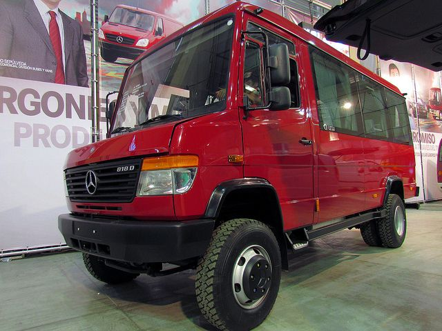 69 best images about mercedes 814 on pinterest for Mercedes benz vario 4x4 for sale