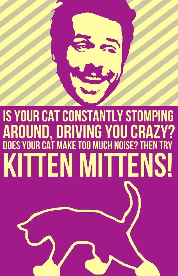 Kitten Mittens - It's Always Sunny in Philadelphia