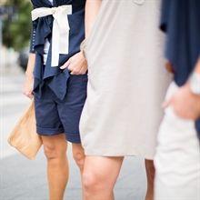 Escape shorts - indigo