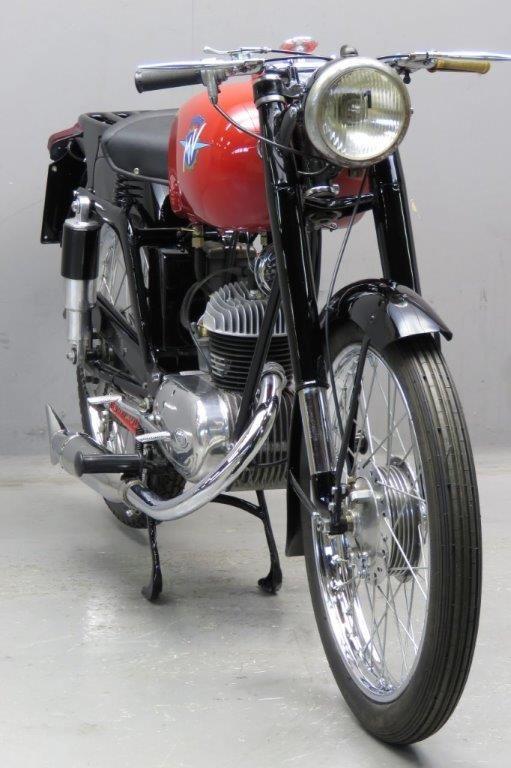 MV Agusta 1953 150cc
