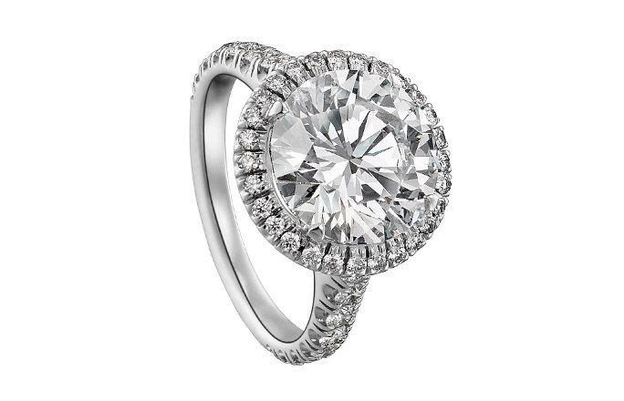 Cartier Engagement Rings | Engagement ring 'Cartier Destinée' by Cartier - Engagement rings 2013 ...