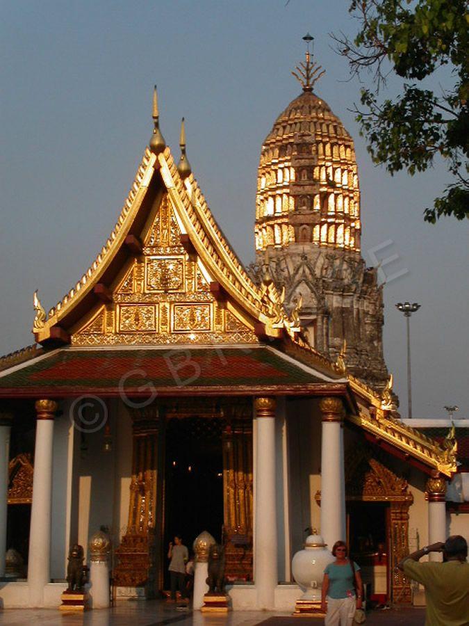 Thaïlande - Phitsanulok : visite du Wat Phra Si Rattana Mahathat