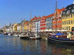 Nyhavn , Danmark!