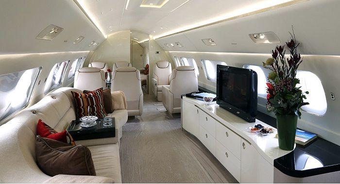 Embraer Lineage 1000 E
