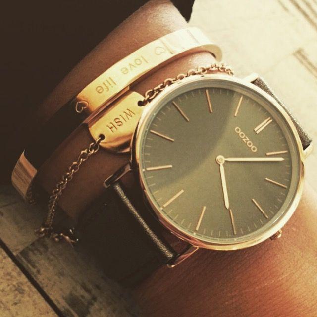 Horloge Vintage series Oozoo