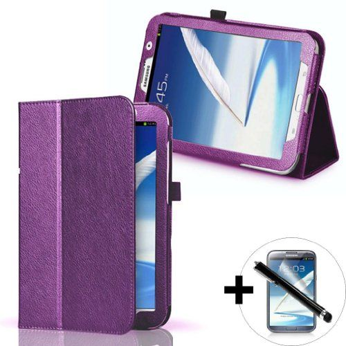 ForeFront Cases® Samsung Galaxy Note 8.0 Luxury Leather Case / Cover Stand for Samsung Galaxy Note 8.0 with Magnetic Auto Sleep Wake Function + Stylus Pen and Screen Protector Worth £7.50 null http://www.amazon.co.uk/dp/B00C39HCZC/ref=cm_sw_r_pi_dp_zQSYub0ZTXRCG