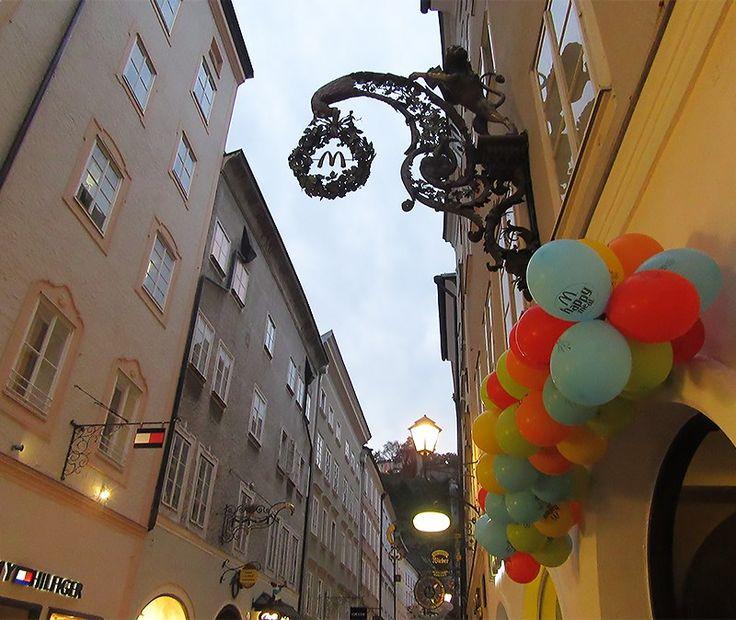 ザルツブルクでちょっと一息 - Chilling in Salzburg