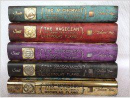 The Secrets of the Immortal Nicholas Flamel Series (Volumes 1 – 5)