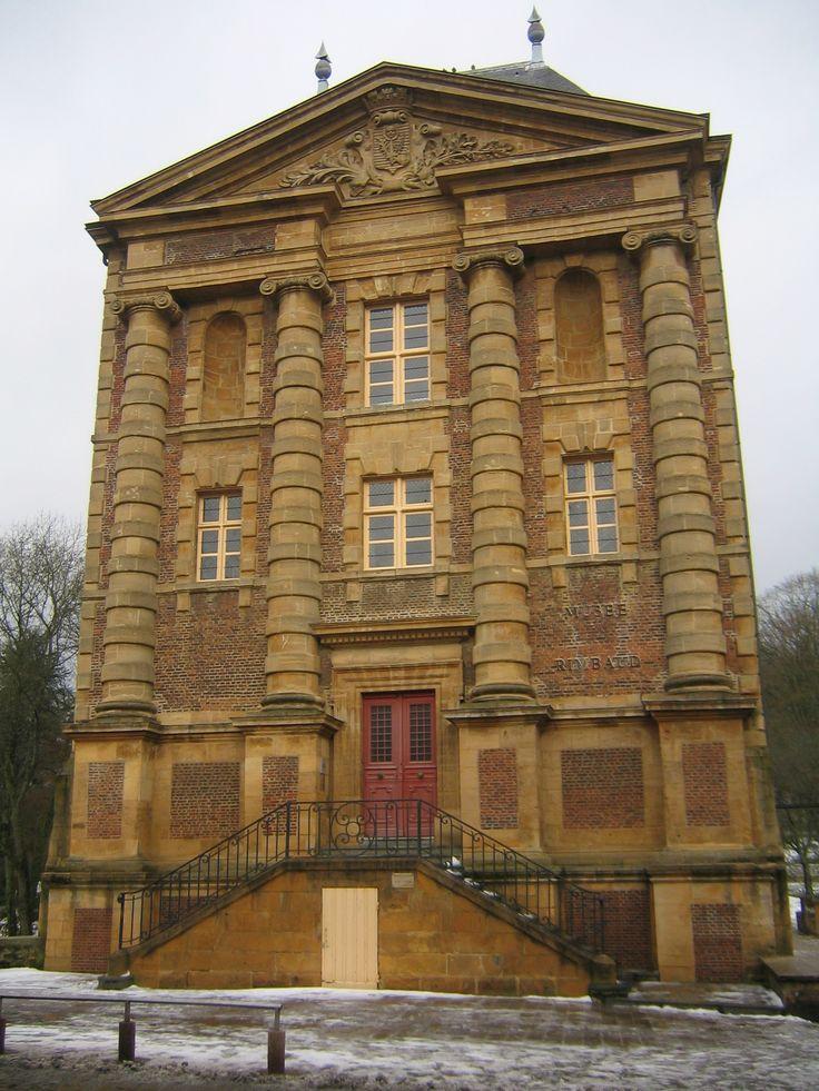 Musée Rimbaud le Moulin, Charleville-Mezieres, Champagne-Ardenne