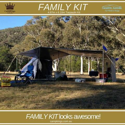 FAMILY KIT | CampKings Australia