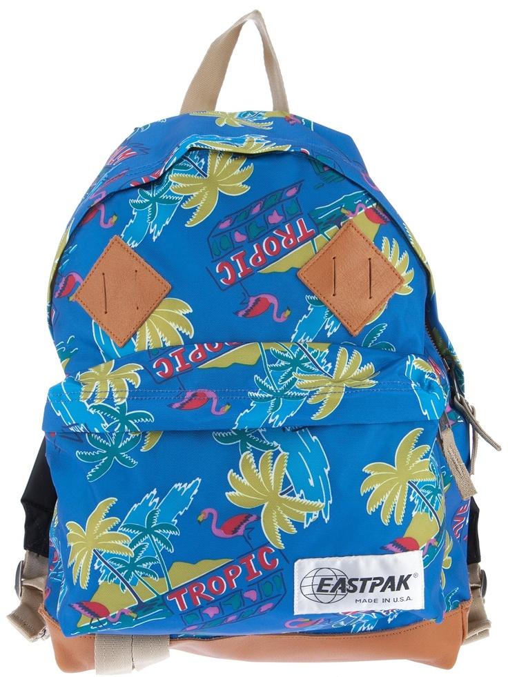 Women - All - Eastpak 'Retropical' Backpack - WOK STORE