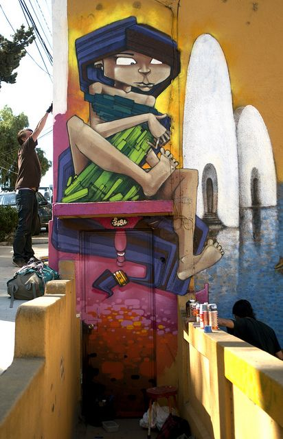 Ft: Grin Horate Seth, Valparaiso