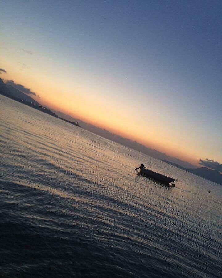 Early morning walk in Port de Pollenca