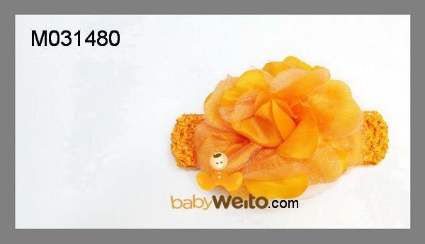 M031480  Bandana Bunga Besar  Warna sesuai gambar  IDR 25*