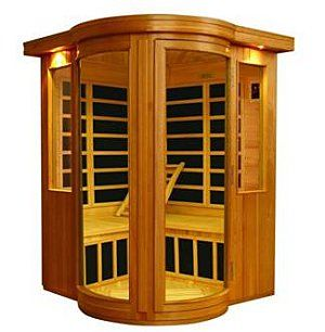 The Novel Infra Red Sauna For Less Than �1500