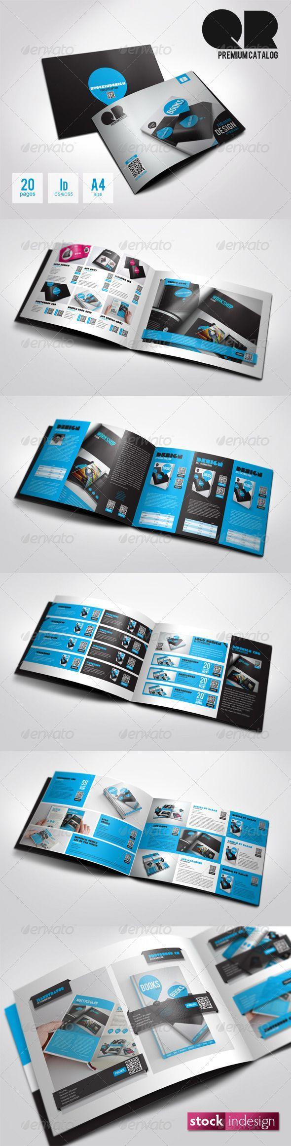 QR Flexible Product Catalog Premium v2:
