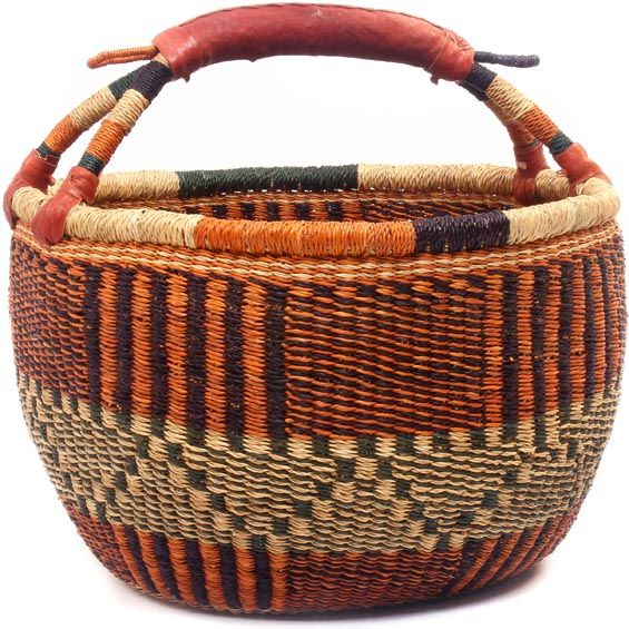 African Baskets: 105 Best Images About BASKETS On Pinterest