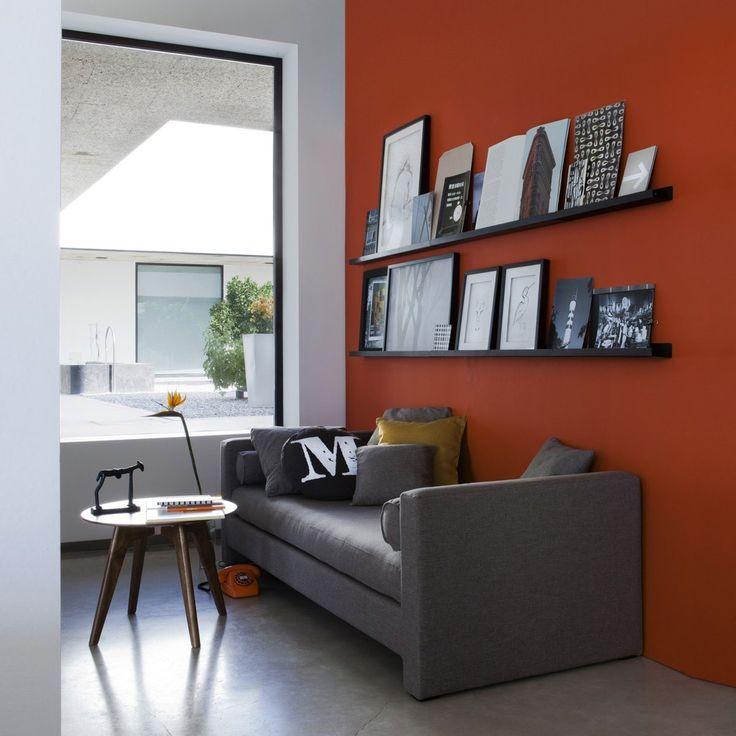 noir et blanc sur rouille deco tag re etagere cadre. Black Bedroom Furniture Sets. Home Design Ideas