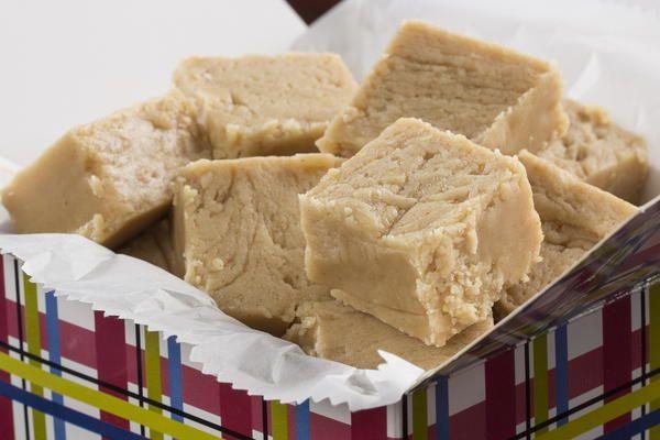 Melt Away Peanut Butter Fudge Recipe Coats Butter And