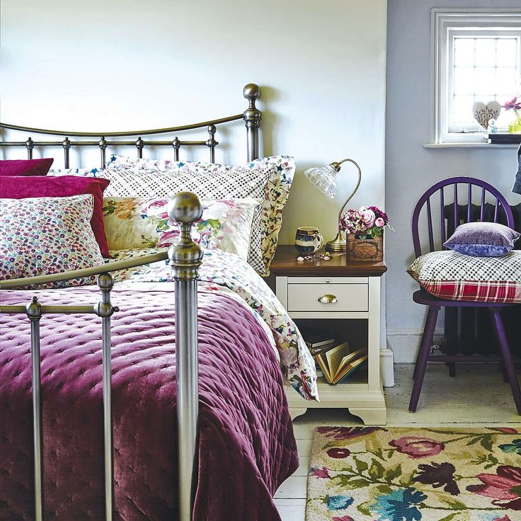 Charlotte Thomas Francesca Quilted Bed Throw In Plum: 17 Best Ideas About Plum Bedding On Pinterest
