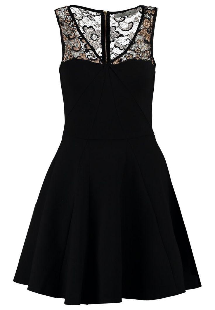 Closet - Korte jurk - Zwart