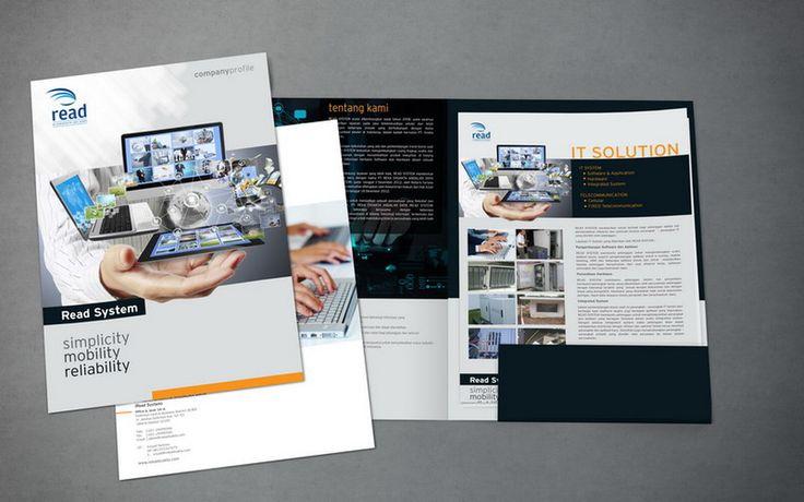 Desain company profile PT. Reka Eksakta Andalan Daya (READ System) Oleh www.SimpleStudioOnline.com | TELP : 021-819-4214 / TELP : 021-819-4214 / WA : 0813-8650-8696