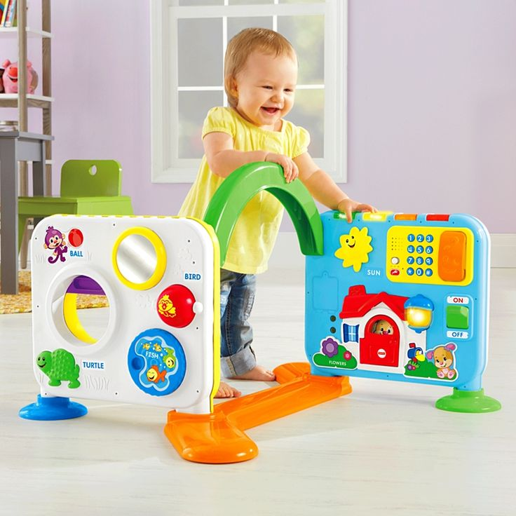 Laugh & Learn® Crawl-Around Learning Center | DHC26 | Fisher Price