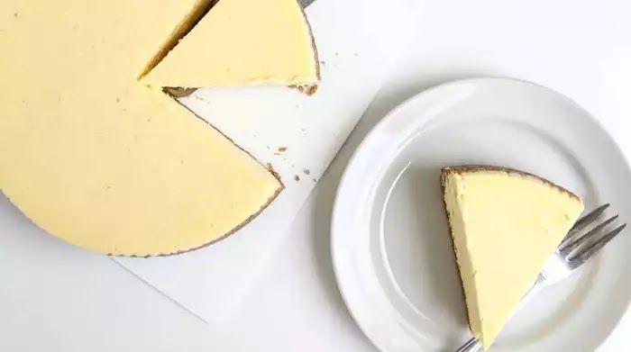 Cara Mudah Membuat Newyork Cheesecake Yang Cantik Dan Unik Resep Kue Keju Makanan
