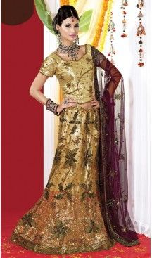 Bridal Indian Wedding Lehenga Choli in Beige Color Net with Circular Style | FH558683336 Follow us @heenastyle #latestlehenga #lehengasareesonline #lehengasuit #onlinelehengashopping #bridallehengasonline #designerbridallehengas #weddinglehengacholi #pakistanilehenga #pinklehenga #lehengastyles #fishcutlehenga #bollywoodlehenga #designerlehengasaree #lehengasareeonlineshopping #indianbridallehenga #weddinglehengacholi #weddingdress #designergown #heenastyle
