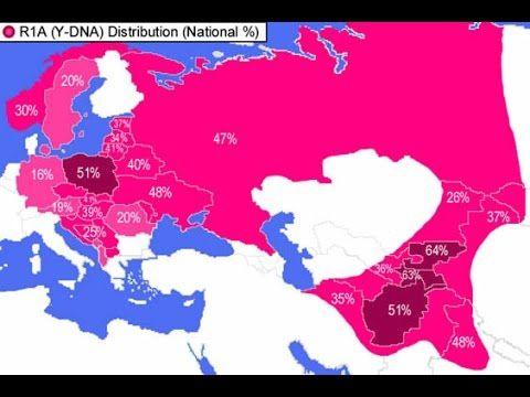 1.4 Imperium Lechitów: szlak bursztynowy, wóz rzymski, haplogrupy, car Rosji - Szczytyński - YouTube