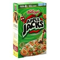 KELLOGG'S APPLE JACKS