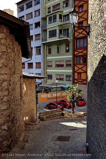El Pui, Andorra la Vella, Andorra, Pyrenees