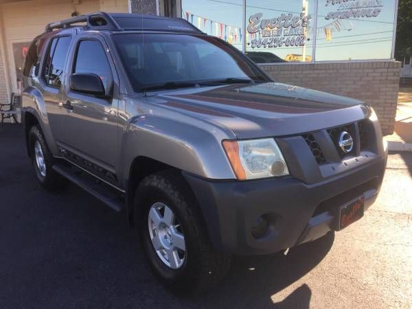 2007 NISSAN XTERRA V6  4WD   ANOTHER UNBEATABLE DEAL  SHARP (EVETTES USED CARS /CARFAX IN HAND) $6995