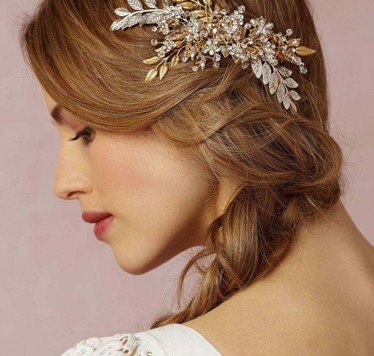 Unique Hair Accessories For Weddings