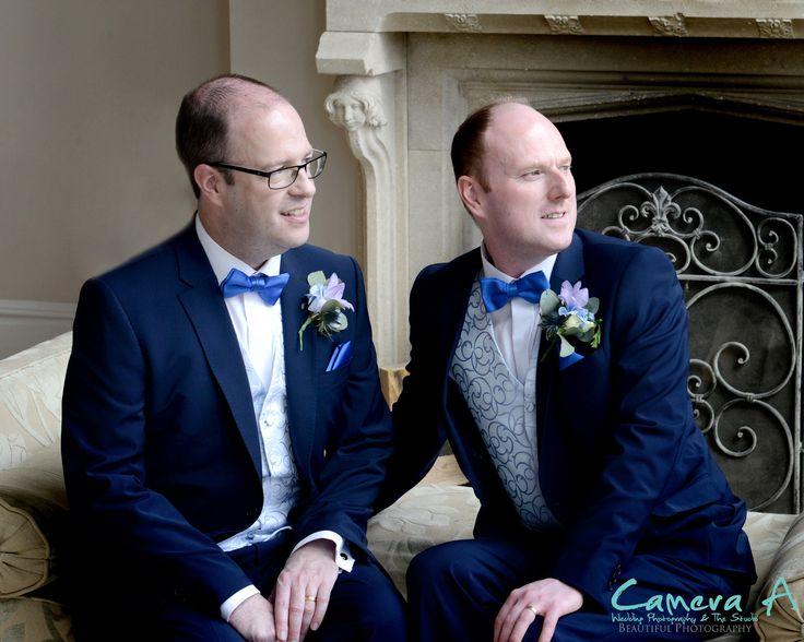 The Rockliffe Hall Wedding of Chris & Barry