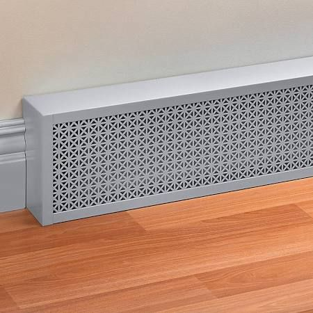 Baseboard Vent Cover ...I feel a new project will soon be underway!